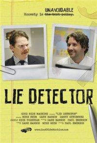 Постер Детектор лжи